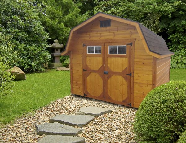 Rehab or Replace? 4 Tips for Tackling Your Shed Overhaul | Miller's Storage Barns, Millersburg, OH