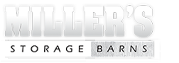 Miller's Storage Barns Logo