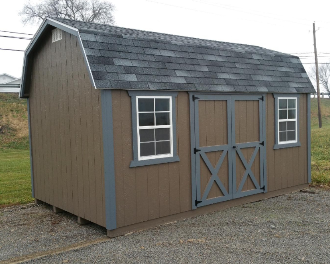 Reliable Storage Barns and Sheds that Last - Miller's Storage Barns