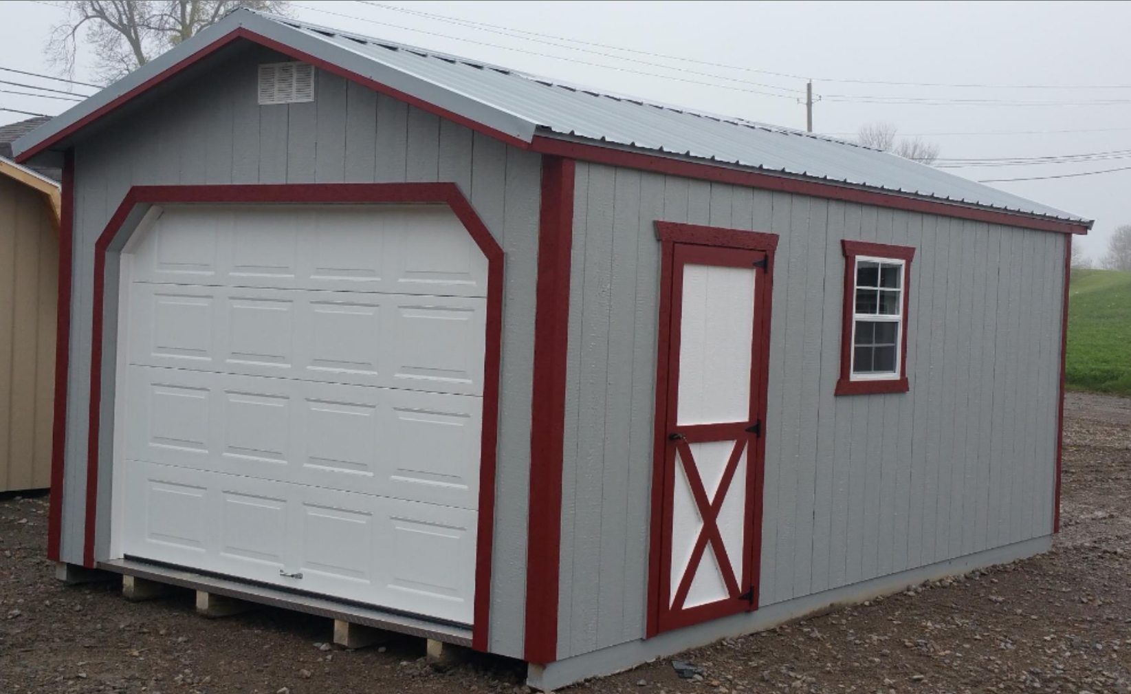 Products - Miller's Storage Barns