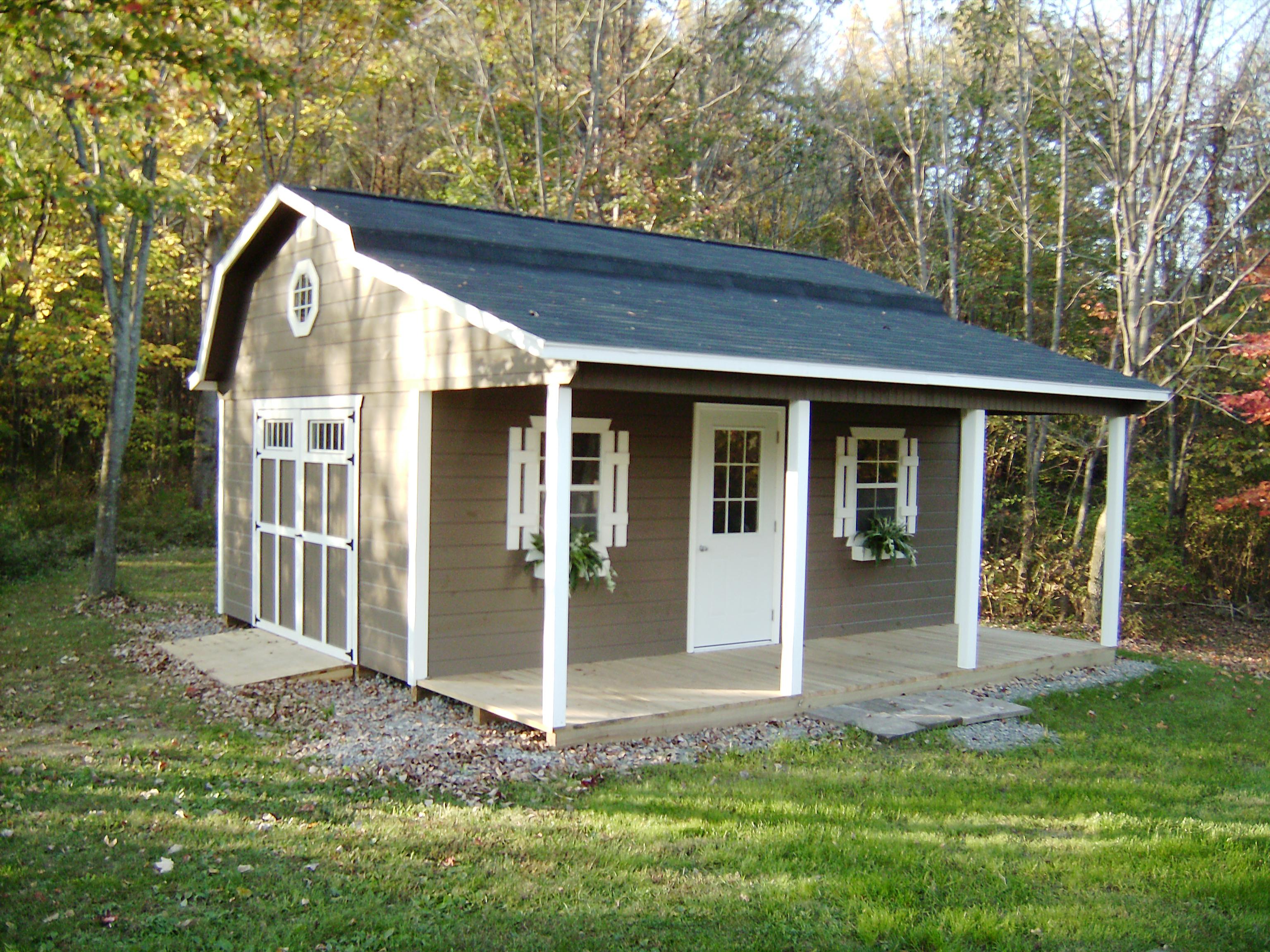 Porch Barns