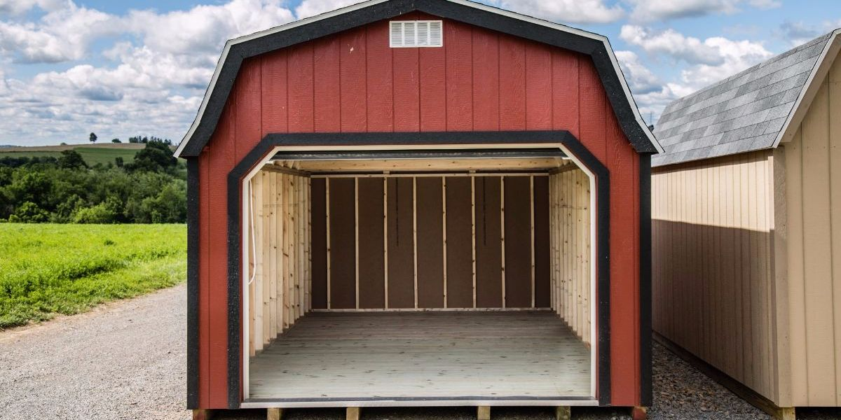 Reliable Storage Barns And Sheds That Last Miller S Storage Barns